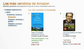 Los más vendidos en Amazon