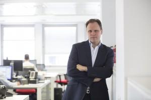 DANIEL LACALLE, DIRECTOR DE INVERSIONES TRESSIS, 1/3/2016, FOTO NACHO MARTIN
