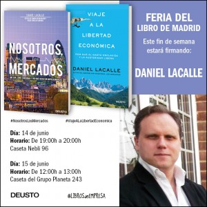 Feria del libro 2014