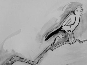 Ilustración de Jaime Lacalle. Homenaje a Harper Lee.