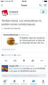 IU Big Mac