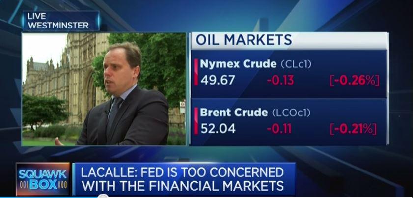 Video: Oil Markets Remain Oversupplied Despite OPEC cut (CNBC)