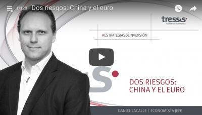 Dos riesgos: China y el euro