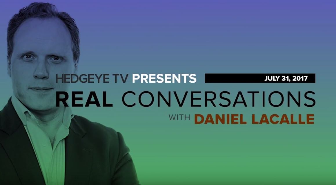 Video: Real Conversation with Keith McCullough at Hedgeye