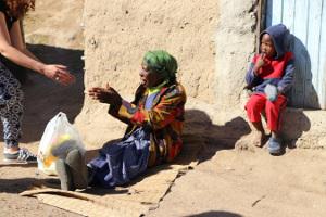 Let Us Erradicate Poverty, Not Demolish Wealth