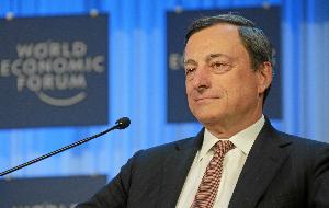 El BCE, Draghi y los años perdidos