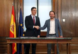 Pacto Sánchez-Iglesias: batería de impuestos a la clase media y baja
