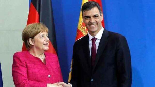 El núcleo irradiador de Sánchez se apaga en Europa