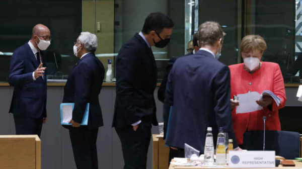 Los frugales ganan en un acuerdo bueno para España