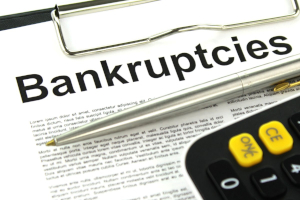 Bankruptcies Rise Despite Trillions Of Liquidity