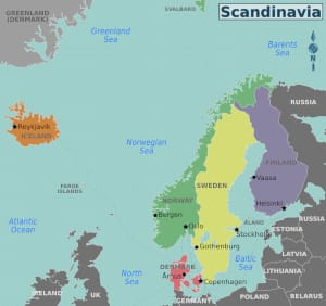 Nordic Countries Do Not Mean Big Government or High Corporate Taxes